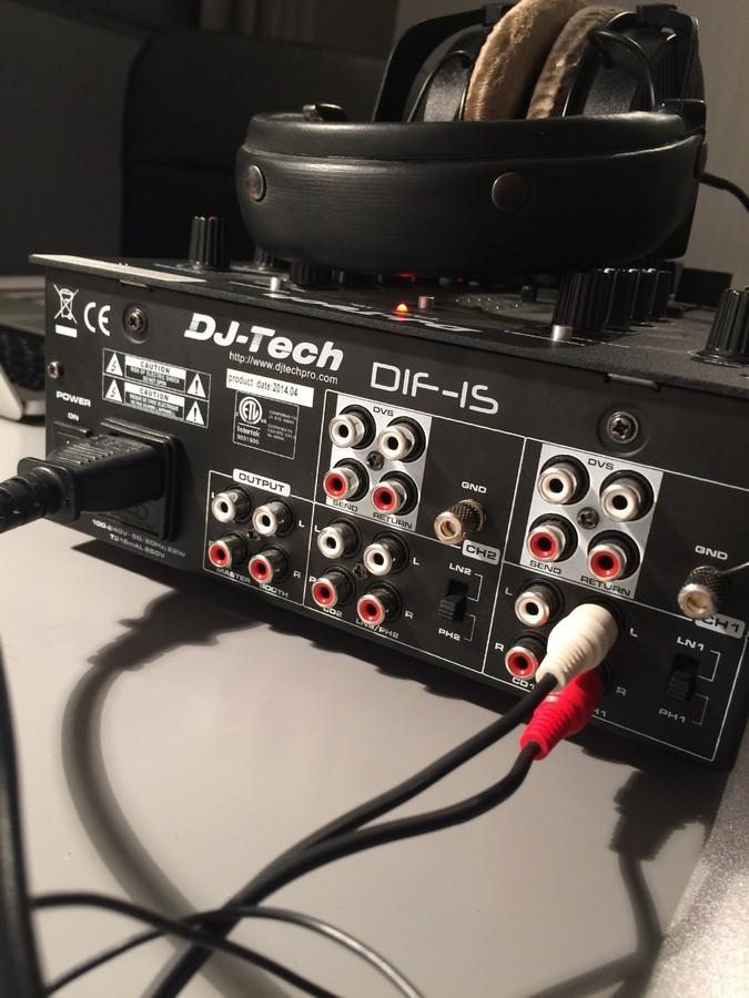 DJ-Tech DIF-1s (76978)