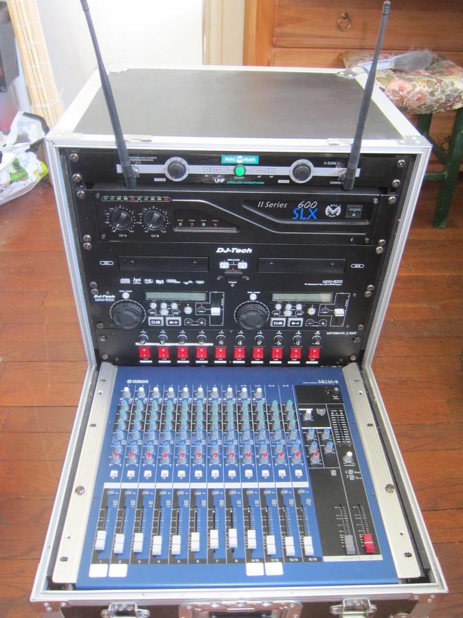 DJ-Tech MPX10 MP3