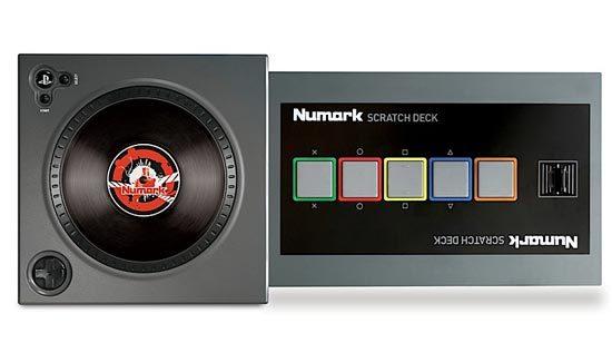 numark scratch deck dj controller 1