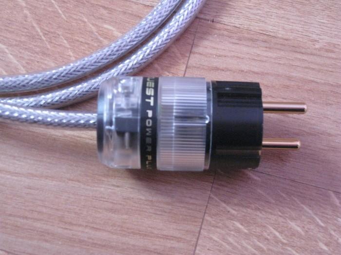 Doc Music Station Cable d'alimentation blindé 500W (29575)