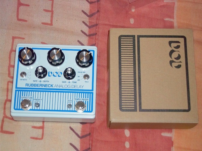 DOD Rubberneck Analog Delay (37732)