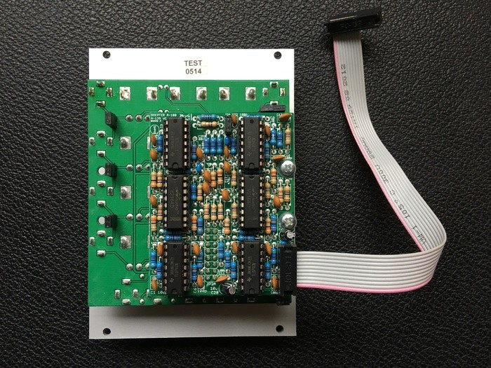 Doepfer A-135-1 Voltage Controlled Mixer / Quad VCA (18740)