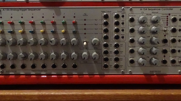 Doepfer A-155 Analog/Trigger Sequencer (35529)