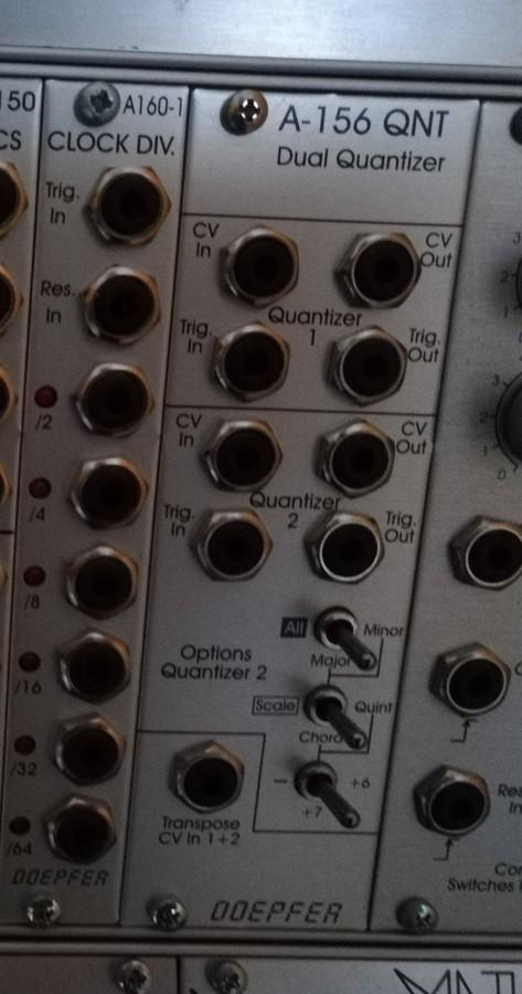 Doepfer A-156 Dual Quantizer (61065)