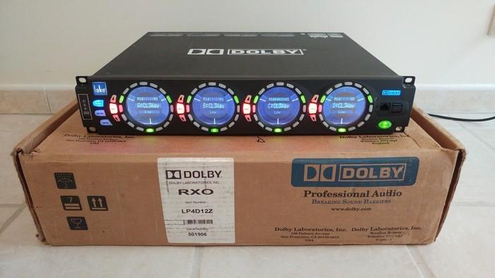 Dolby Lake Processor (29472)