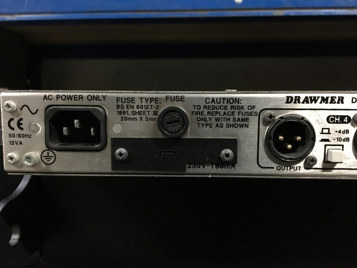 Drawmer DL441 (76950)