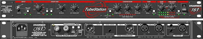 Drawmer TS-1 Tubestation (95283)