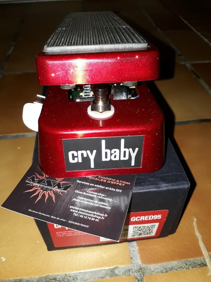 Dunlop GCB95N Cry Baby (67902)