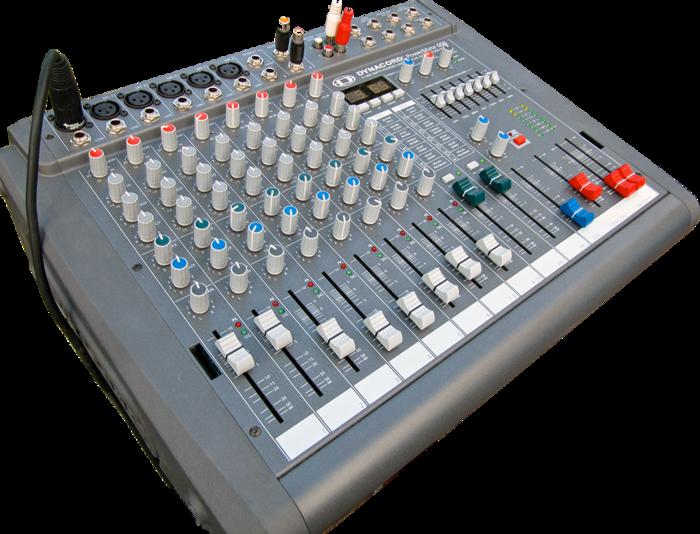 Dynacord powermate 600 table de mixage amplifi e alsace audiofanzine - Console de mixage amplifiee ...