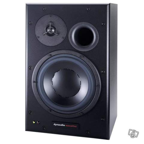 photo dynaudio bm15a dynaudio acoustics bm 15a 236707