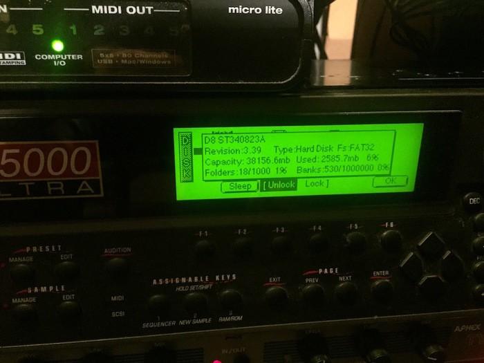 E-MU E5000 Ultra (71719)