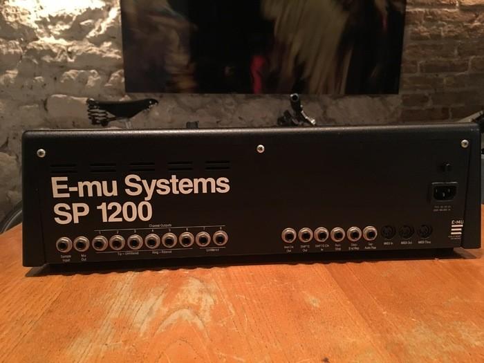 E-MU SP-1200 (49661)