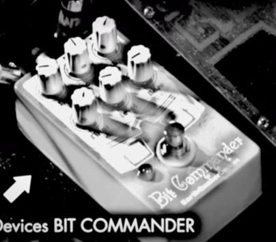 EarthQuaker Devices Bit Commander V2 (4625)