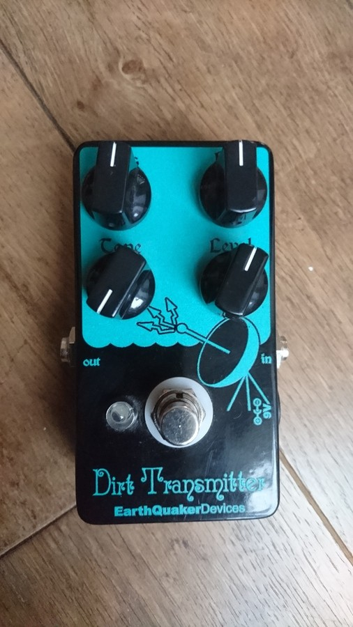 EarthQuaker Devices Dirt Transmitter (86565)