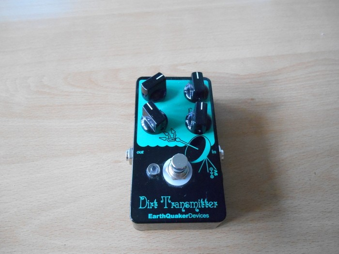 EarthQuaker Devices Dirt Transmitter (42120)