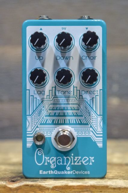EarthQuaker Devices Organizer (82291)