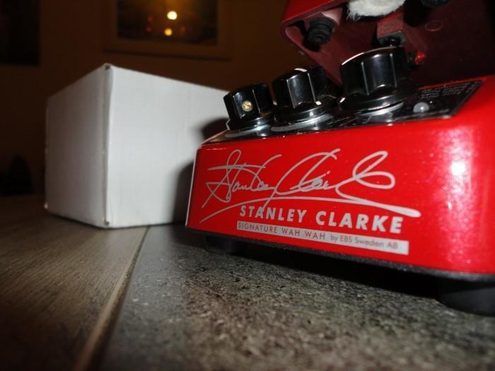 EBS Stanley Clarke Signature Wah Wah (22285)