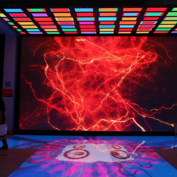 Ecrans de nuit ecran led geant lvs image 1771159 for Ecran geant led exterieur