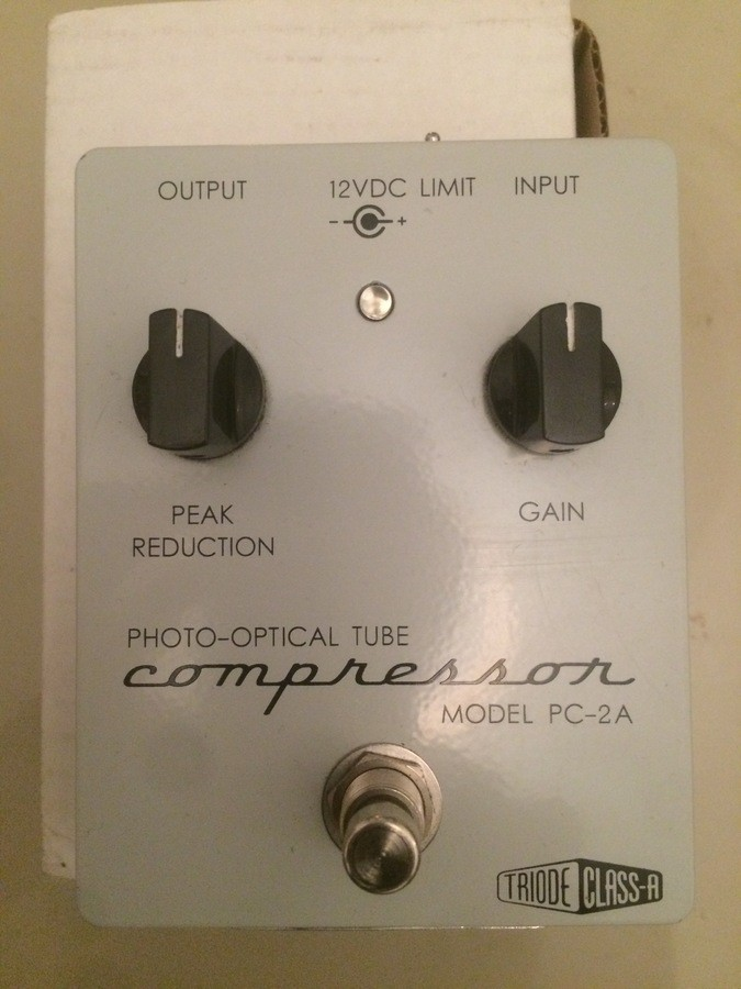Effectrode PC-2A Photo-optical Tube Compressor (98386)