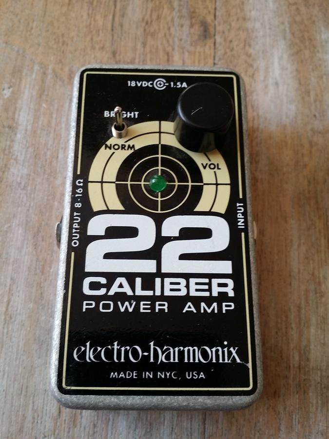 Electro-Harmonix 22 Caliber jpgaudiofanzine images
