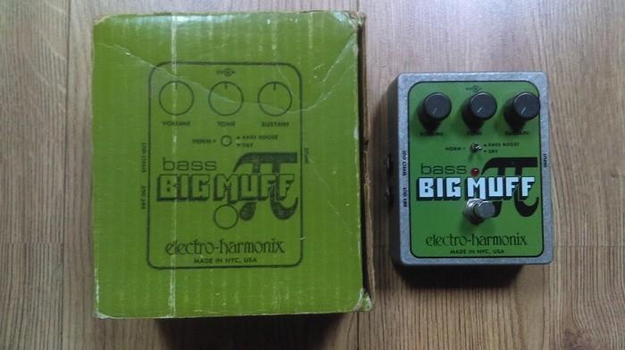 BIgMuFF + Boîte