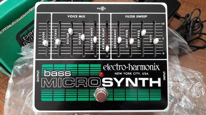 Electro-Harmonix Bass Micro Synth (25823)