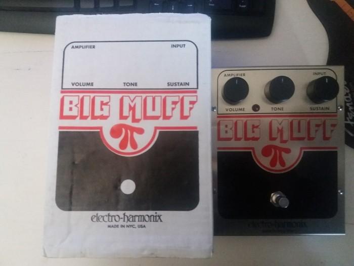 Electro-Harmonix Big Muff PI (81431)