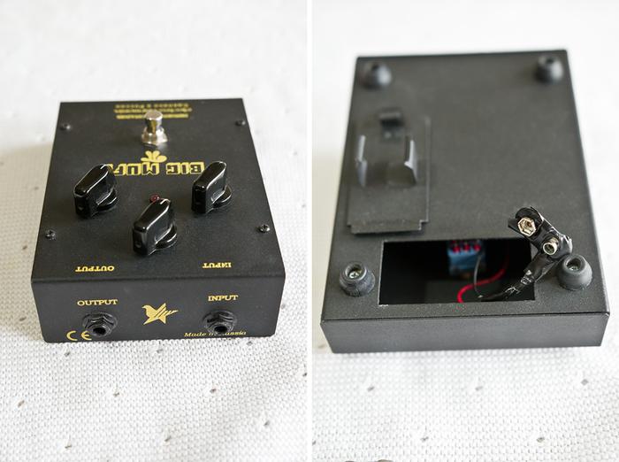 Electro-Harmonix Big Muff Pi Russian (15665)