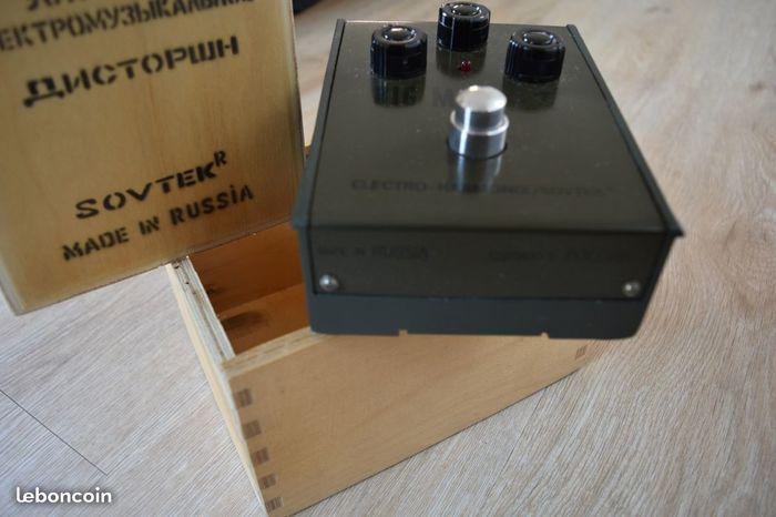 Electro-Harmonix Big Muff Pi Sovtek (14295)