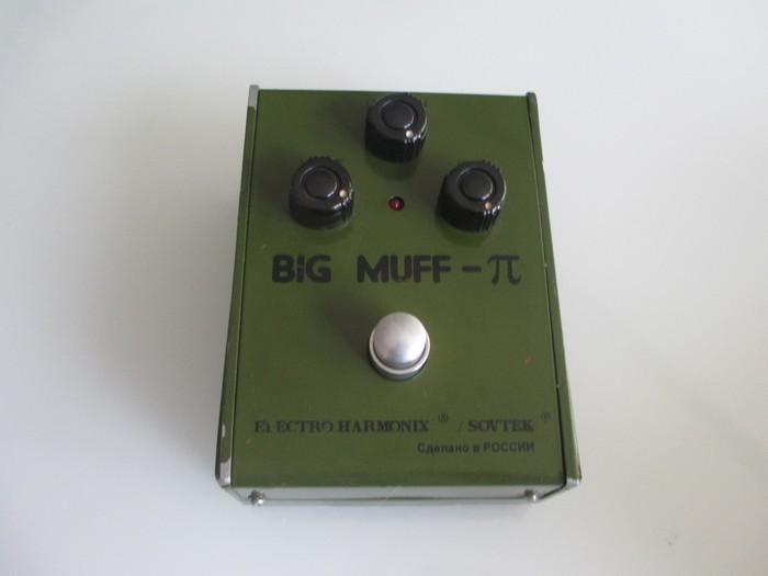 Electro-Harmonix Big Muff Pi Sovtek (11054)