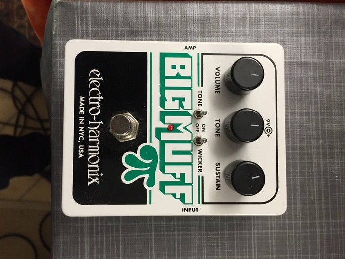 Electro-Harmonix Big Muff Pi with Tone Wicker (26893)