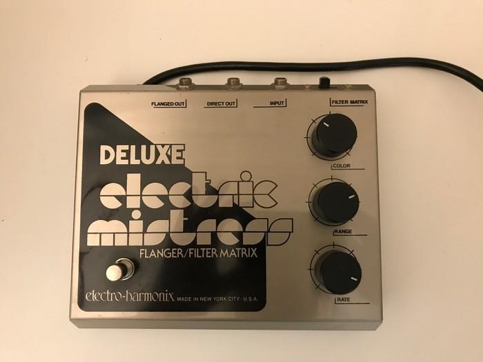 Electro-Harmonix Deluxe Electric Mistress (94548)