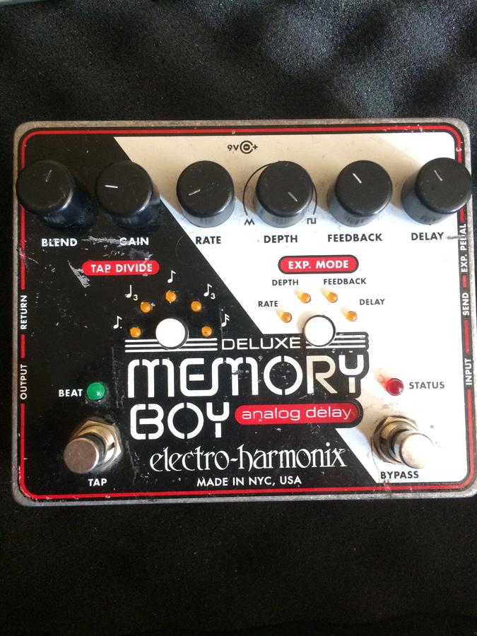 Memory Boy Delux : electro harmonix deluxe memory boy image 1879994 audiofanzine ~ Hamham.info Haus und Dekorationen