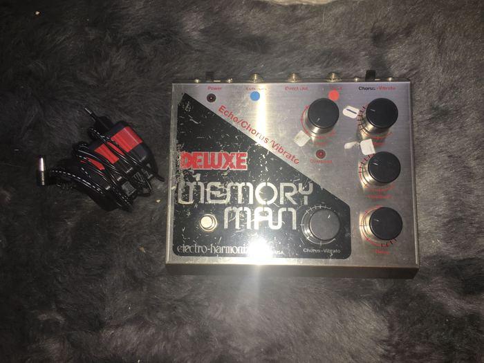 Electro-Harmonix Deluxe Memory Man Mk4 G1BS images