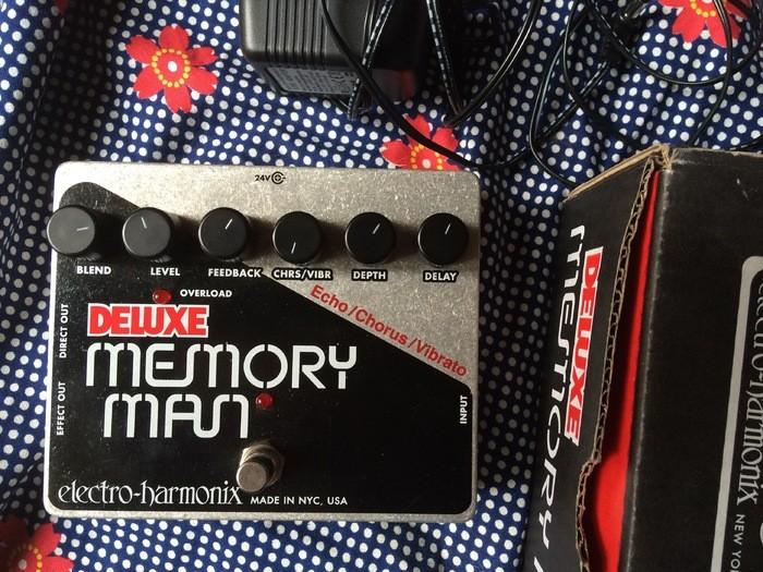 Electro-Harmonix Deluxe Memory Man XO (56109)