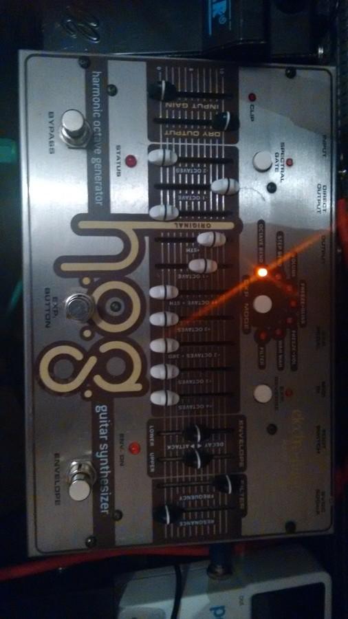 Electro-Harmonix HOG (2605)