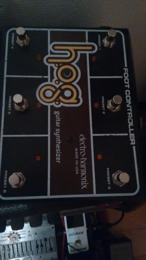 Electro-Harmonix HOG (77337)