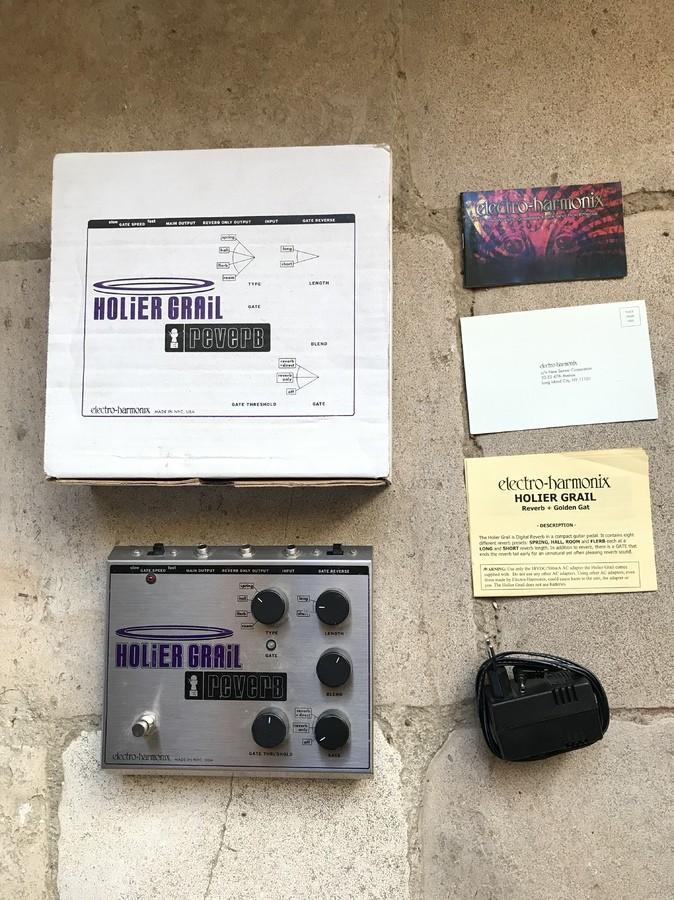 Electro-Harmonix Holier Grail (56406)