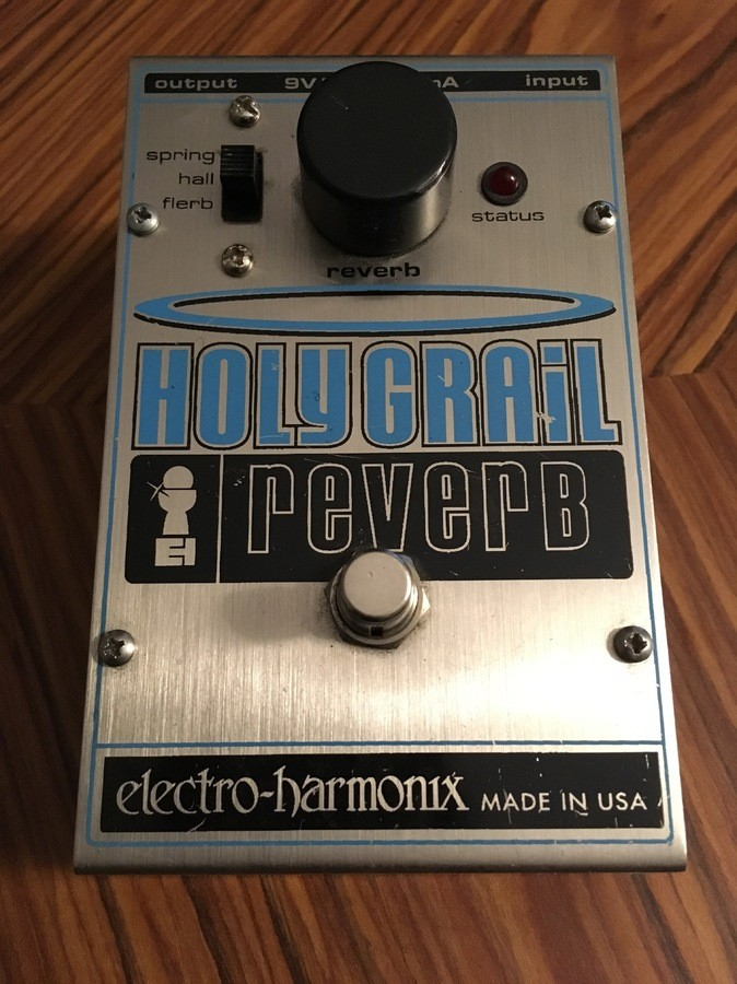 Electro-Harmonix Holy Grail (74776)