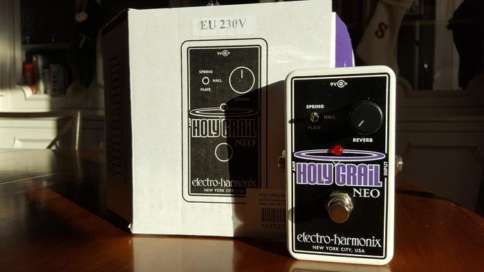Electro-Harmonix Holy Grail Neo Trigreg images