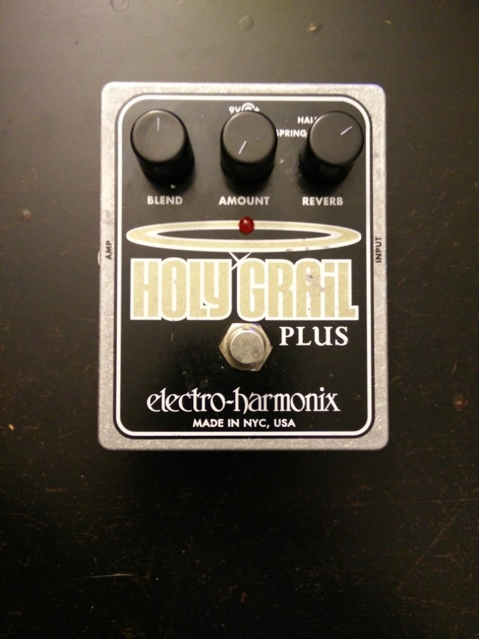 Electro-Harmonix Holy Grail Plus (4598)
