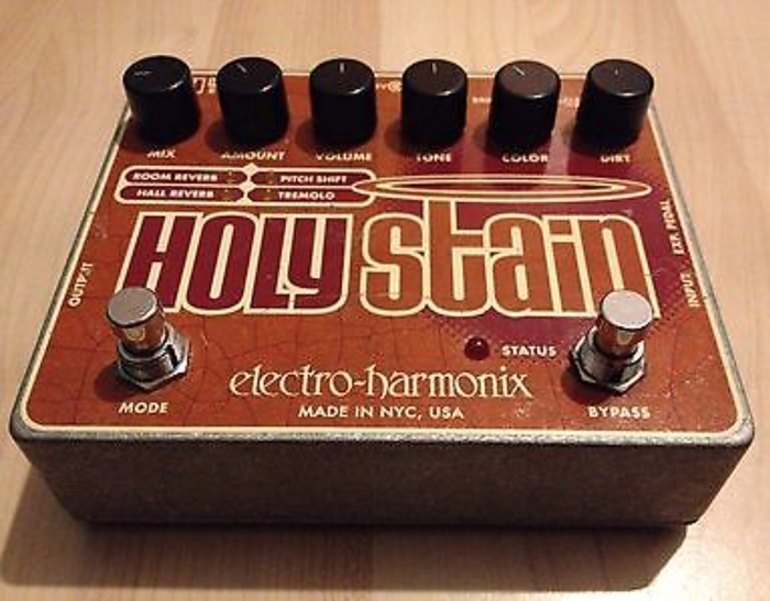 Electro-Harmonix Holy Stain Miccam images