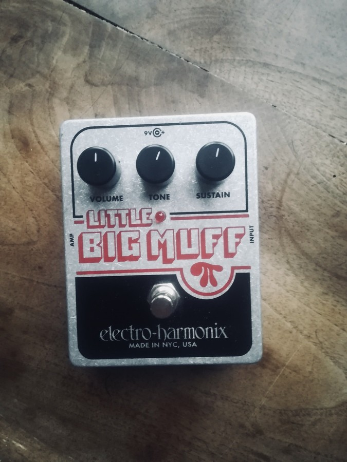 Electro-Harmonix Little Big Muff Pi XO (28012)