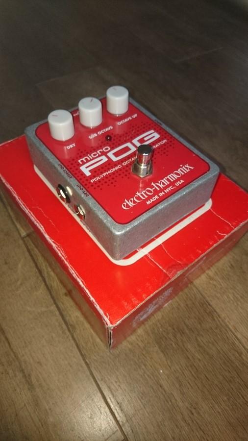 Electro-Harmonix Micro POG (94526)