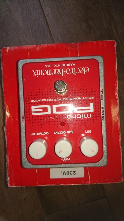 Electro-Harmonix Micro POG (74484)