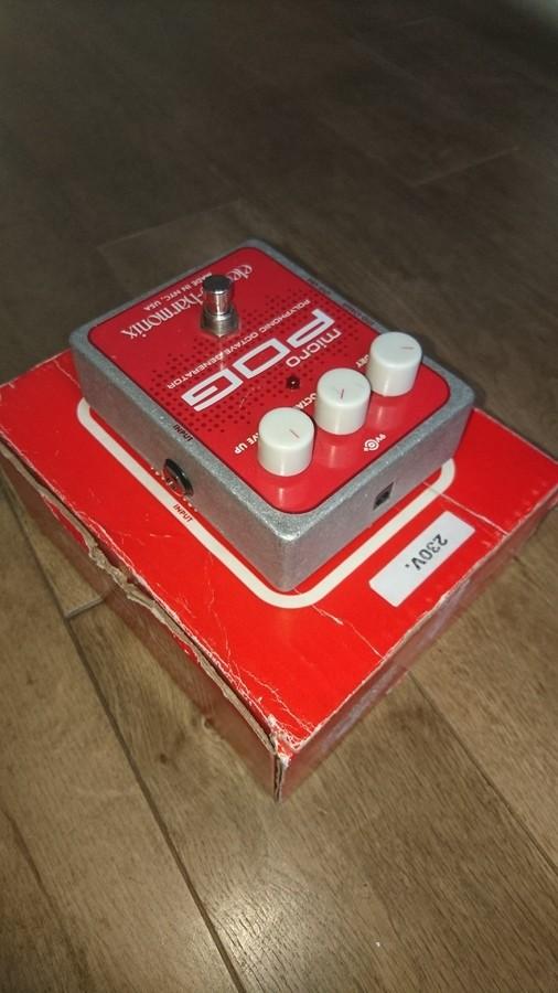 Electro-Harmonix Micro POG (3962)