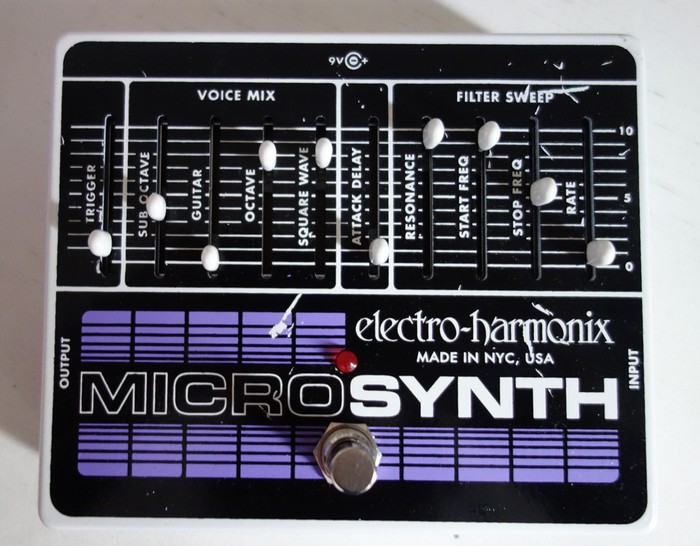 Electro-Harmonix Micro Synth (32650)