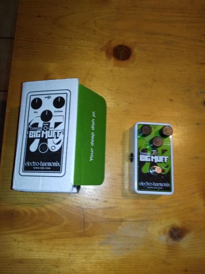 Electro-Harmonix Nano Bass Big Muff Pi (16286)