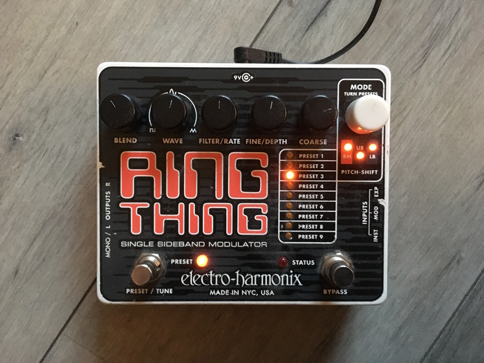 Electro-Harmonix Ring Thing ChrisV images