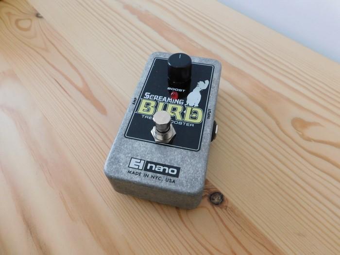 electro harmonix screaming bird image 2011065 audiofanzine. Black Bedroom Furniture Sets. Home Design Ideas